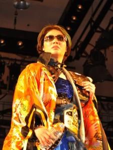 タムラ様引退試合